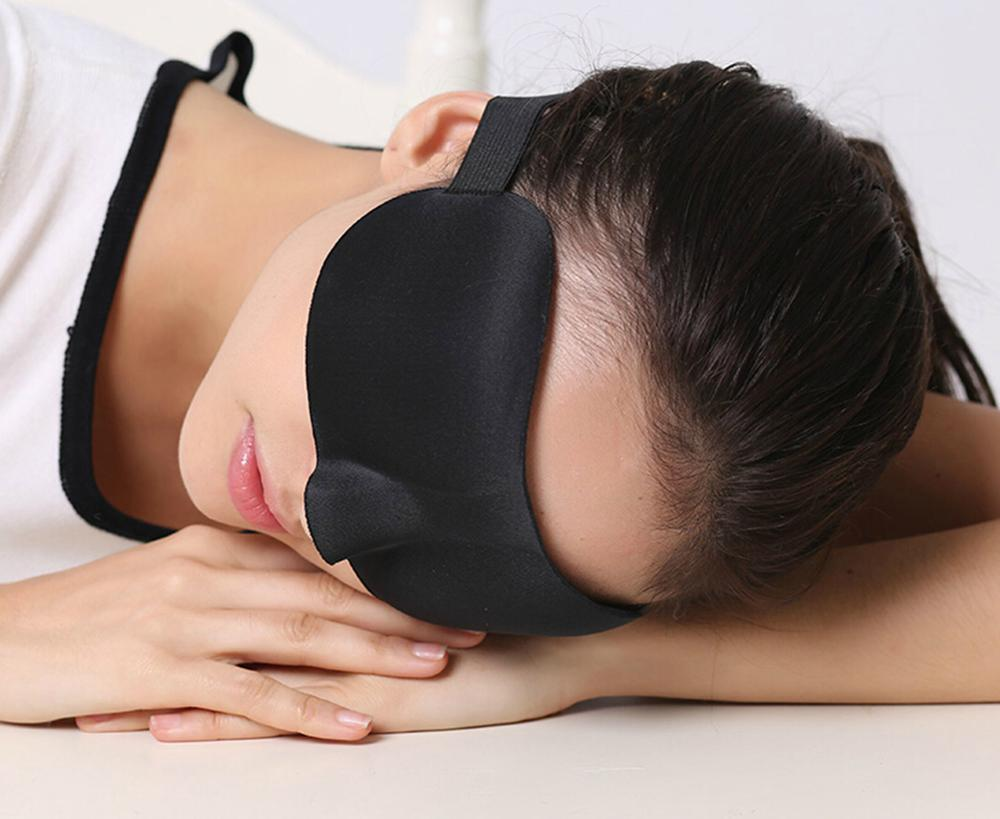 3D Sleep Sleep Mask Fast Breathable Portable Soft Slave Mask Travel Eye Mask Sale Shadow Cover Patch For Rest