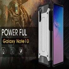 Защитный противоударный чехол для SamSung Galaxy Note10 Pro S10 Plus Lite S10E S7 S6 Plus S7 S6 Edge защита от падения задняя крышка