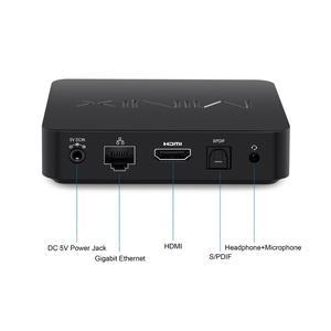 Image 5 - MINIX NEO T5 กล่องทีวี Amlogic S905X2 2G 16G Chromecast กล่องสมาร์ททีวี 4K Ultra HD Google ได้รับการรับรอง Android TV 9.0 พาย Media HUB