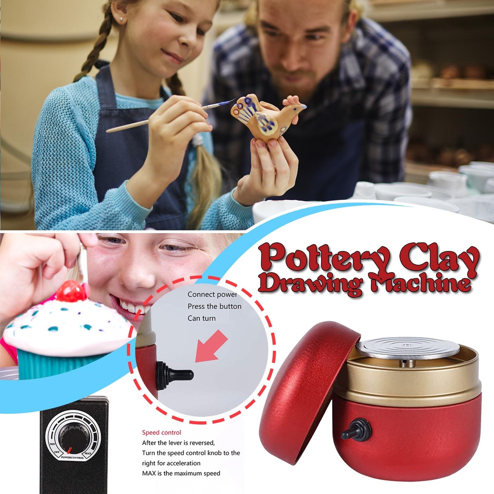 Professional Mini Pottery Wheel