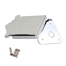 Mandolin Tailpiece for Metal Practical Triangle Useful 1pc
