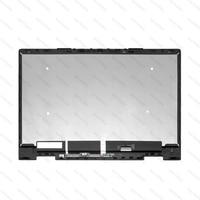 LCD Screen Touch Glass Parts For HP x360 15 bp100na 15 bp100nb 15 bp100ne 15 bp100ng 15 bp100nh 15 bp100nn 15 bp100np