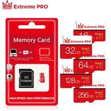 Micro sd GB MP3 MP4 8 64 gb cartão de memória flash 16gb carte micro 10 32GB cartão micro 128 G B classe cartão tf cartão de telefone inteligente mini