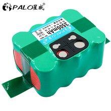מכירה לוהטת 14.4v NI MH 3500mah שואב אבק גורף רובוט נטענת סוללות עבור KV8/XR210 FM 019 INDREAM9200 וכו .