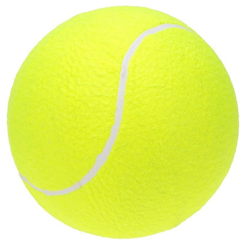 "Hot AD-9.5"" Oversize Giant Tennis Ball for Children Adult Pet Fun"