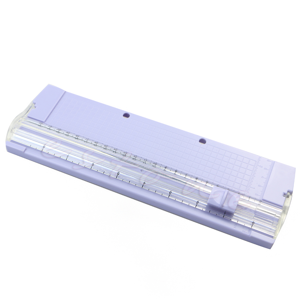 A4 Portable Paper Trimmer Cutting Scrapbook Cutter Machine Lightweight Popular DXAC