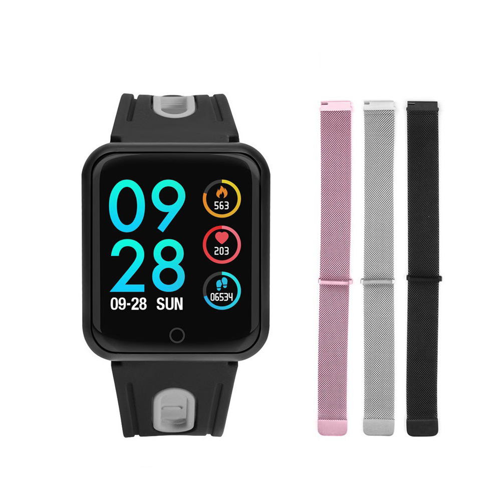 P68 Smart watch Women Men Sports Fashion IP68 Waterproof Activity Fitness Tracker Heart Rate Smartwatch VS P68 P70 T80 Bracelet