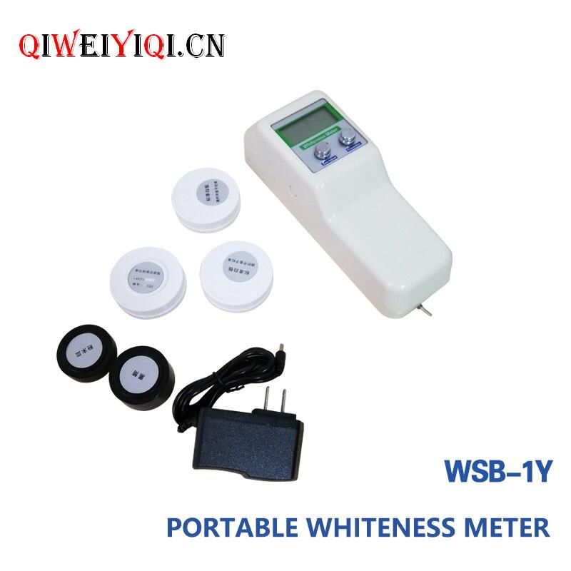 MeterWSB-1Y de blancheur fluorescente Portable