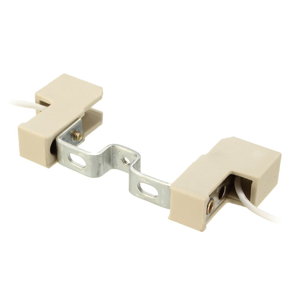 78/118/135/189MM 4A R7S Ceramics Lamp Base Socket Lamp Holder Conveter Connector For Flood Light Bulb With 15cm Cable