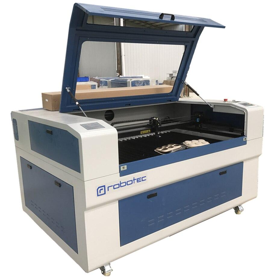 Robotec 9060 1390 1325 80 Вт 100 Вт 150 Вт 200 Вт Co2 станок для лазерной резки с reci лазерная трубка лазерная гравировка машина для акрилового МДФ