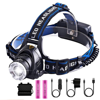 LED Headlight XML-T6 Zoom Led Headlamp Torch Flashlight Head lamp use 2*18650 battery for Camping Bicycle light get gift sitemap 19 xml