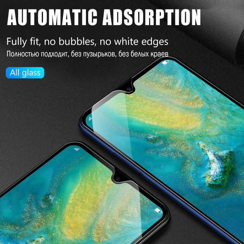 100D Cong Tấm Kính Bảo Vệ Màn Hình Cho Huawei P20 P30 Lite Kính Cường Lực Cho Huawei Mate 20 30 Pro 10 Lite P Thông Minh Bộ Phim Năm 2019