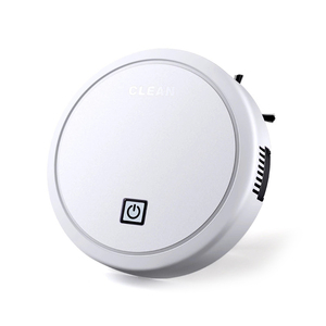 Image 1 - Usb充電インテリジェント怠惰なロボットワイヤレス掃除機掃除真空クリーナーロボットカーペット家庭用洗浄