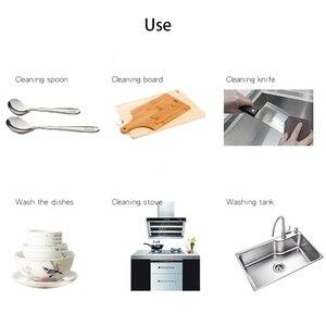 Image 3 - を除去するための 5 個スポンジマジック消しゴム錆洗浄綿エメリースポンジメラミンスポンジキッチン用品スケール除去クリーン
