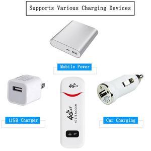 Image 4 - 4G/3G taşınabilir 100Mbps USB Wifi yönlendirici tekrarlayıcı kablosuz sinyal genişletici Booster destekleyen çok bantlı FDD LTE b1 B3 B7 B8 B20