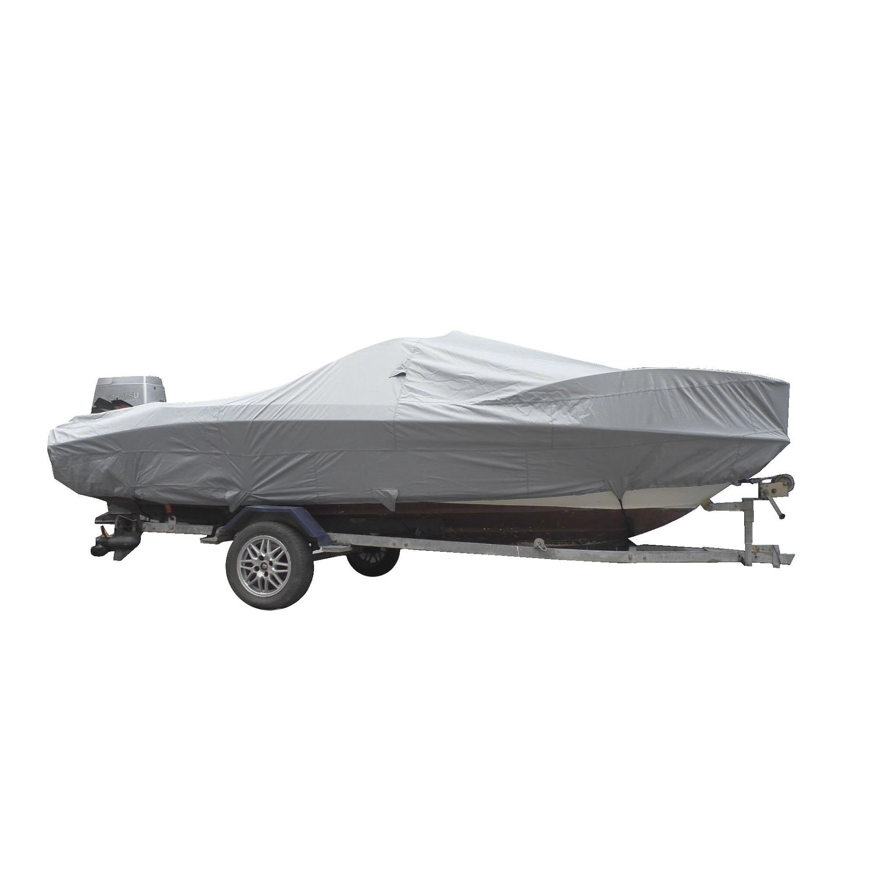 Awning Transport Ripstop For A Boat 6,4-7 M Long, Gray Tg-2169