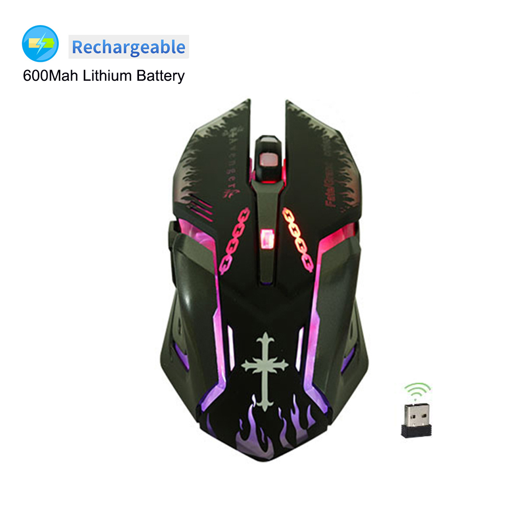 Zienstar-Rechargeable-Wireless-Mouse-Mice-with-7Color-Backlit-3200DPI-Pink-Purple-Colors-for-Macbook-Computer-PC