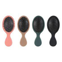 Для маленьких мальчиков и девочек, расческа для волос, пластиковая расческа для волос, портативная, для путешествий, антистатический, удобный массажер для головы, расчески