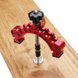 Stop aluminium Knuckle Clamp regulowana płyta dociskowa szybki zacisk do obróbki drewna klasyczne kolory i prosta trwała konstrukcja