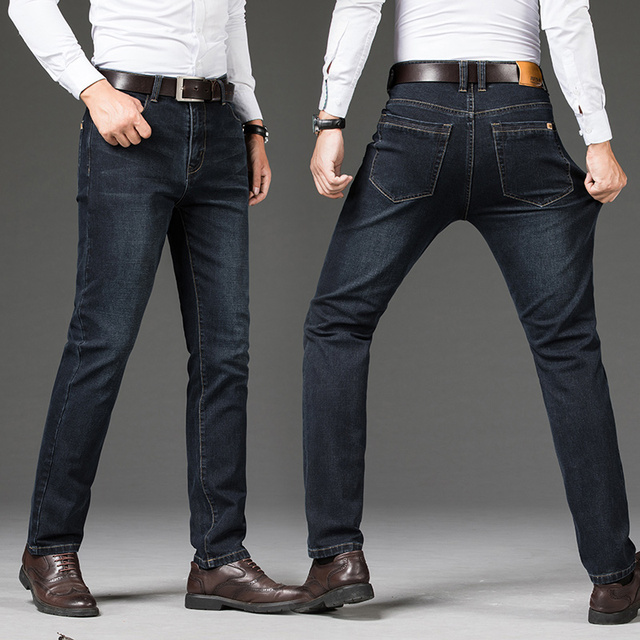 2020 New Cotton Jeans Men High Quality   3