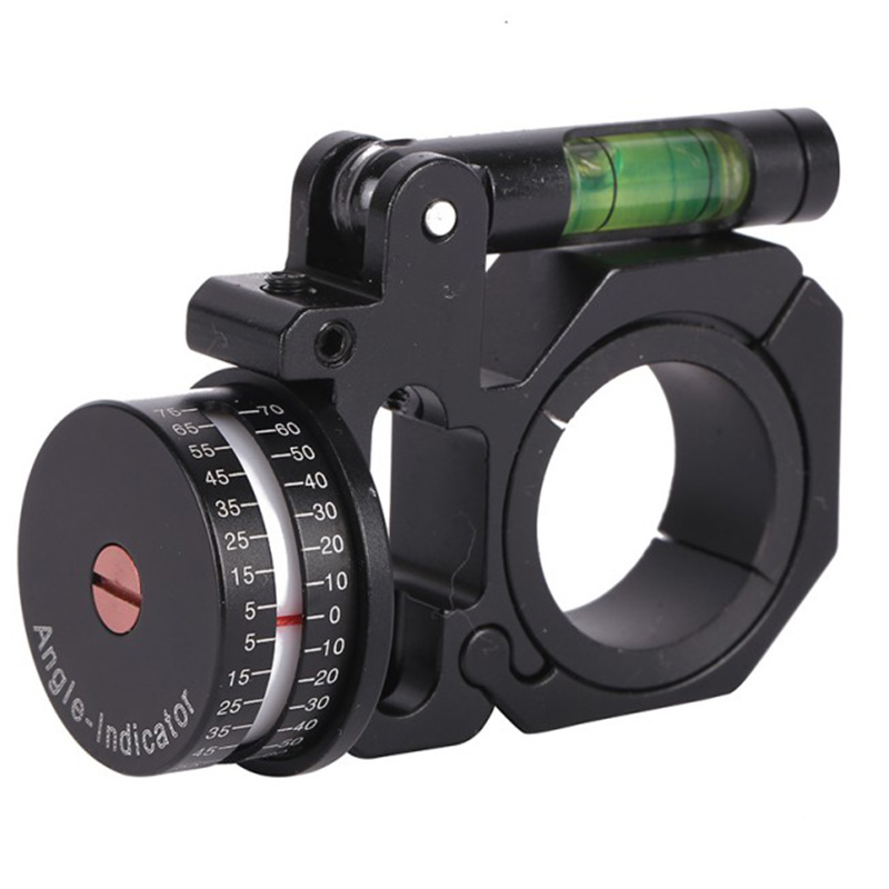 30Mm Ring Bubble Level Scope Bases Hunting Optics Riflescope Scope Mounts Accessory|Outdoor Tools| |  - title=
