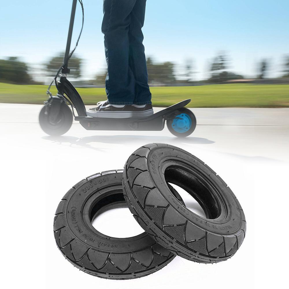 200*50 8 Inch Tire Outer Cover Tube Thickened For Electric Scooter Real Stunt Scooter Electric Unicycle