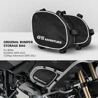 Bolsas de marco de parachoques originales para motocicleta, caja de herramientas para reparación, bolsa impermeable, para BMW R1200GS Adventure R 1200 GS