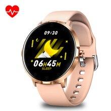 Умные часы BDO K16, тонкие цифровые спортивные Смарт часы, электронные часы для мужчин и женщин, водонепроницаемый фитнес трекер IP68