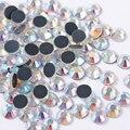 Горячая фиксация Стразы 1440 шт./пакет товар высокого качества, блестящие кристаллические Кристалл страз камень, можно клеить на железо, на Ст...