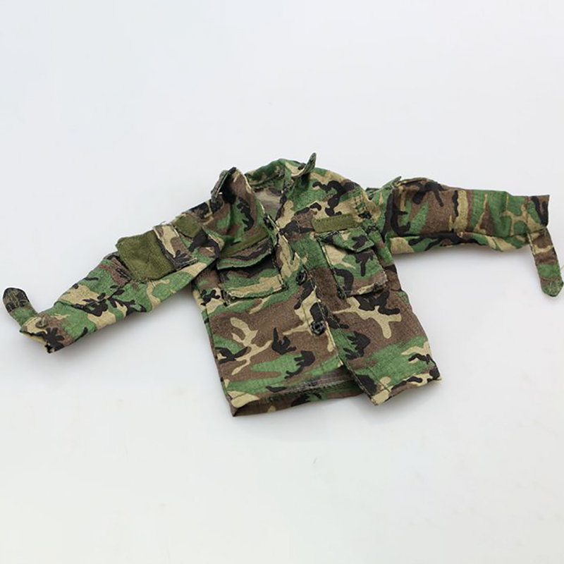 "1//6 Scale German  with Jungle Camo Vest fit 12/"" Action Figure"