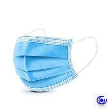 אקספרס משלוח מהיר הנוכחי מצב שימוש חד פעמי פנים מסכת הגנת חיידקי וירוסים פלסטיק מגן אנטי אגל ב 24 שעות