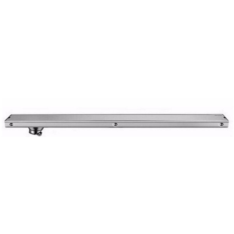 600mm Or 800mm Stainless Steel Linear Shower Drain Shower Drain Channel,shower Floor Drain,gate Drain DR228
