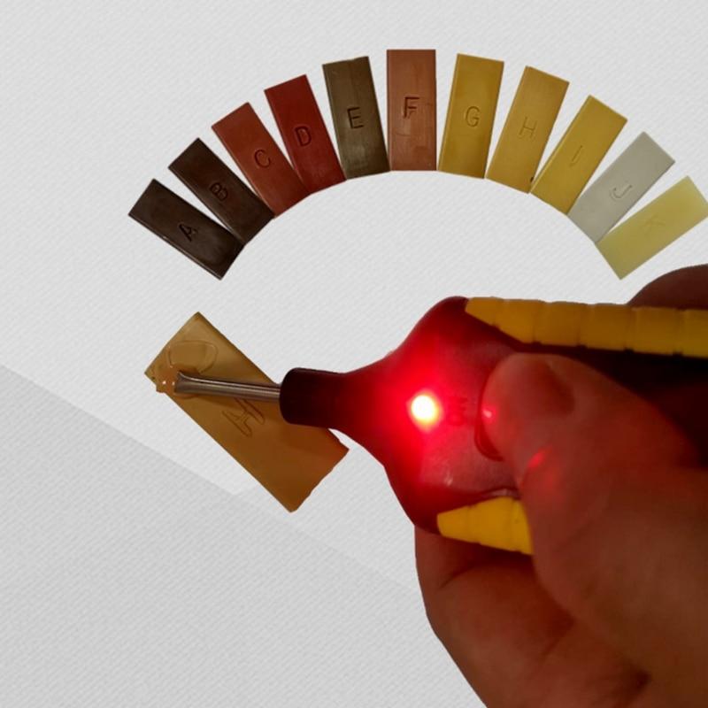 Ceramic Tile Repairing Tool Set Multifunction DIY Repairing Tool Set Household Repairing Crack Fill Tile Surface Repairing Tool
