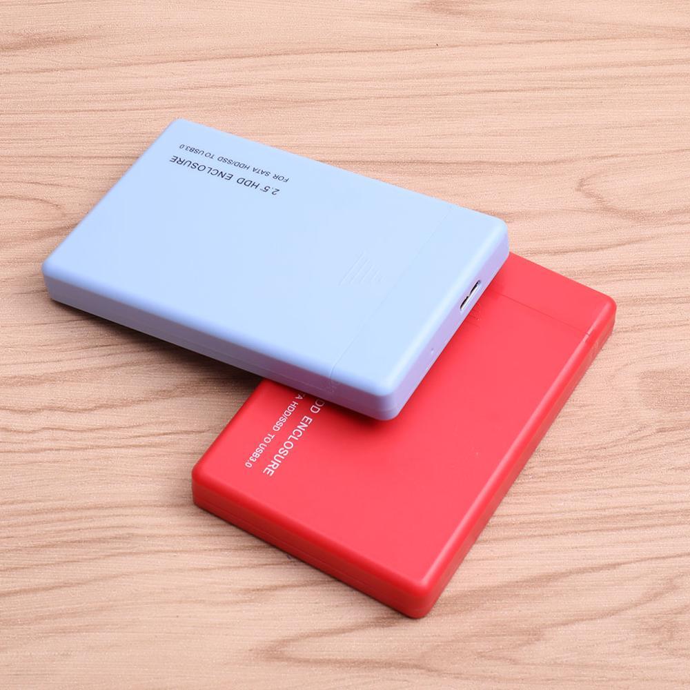 2.5 disque dur externe HDD avec capacité de 1000 go, avec stockage de 160 go, 2 to, pour ordinateur portable de bureau
