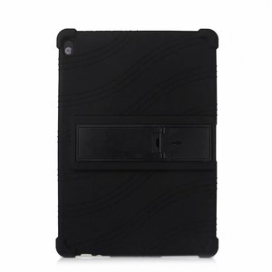 Image 3 - Kids Safe Cover for Lenovo Tab M10 TB X605F/L 10.1 Inch Tablet Silicone Soft Stand Case for Lenovo Tab P10 X705F/L Shell + Pen