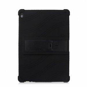 Image 3 - ילדים בטוח כיסוי עבור Lenovo Tab M10 TB X605F/L 10.1 אינץ Tablet סיליקון רך Stand מקרה עבור Lenovo Tab p10 X705F/L פגז + עט