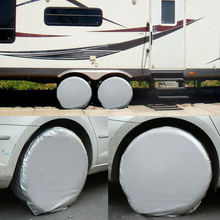 Case Protector Tire-Wheel-Cover Rv-Parts-Accessories Dustproof Car Truck Camper Spare