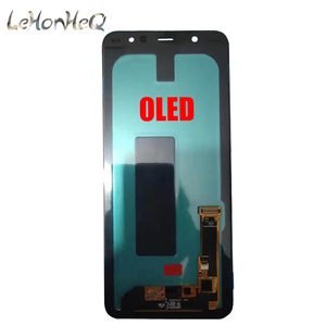 Image 2 - A6 Plus Display For samsung A6 Plus 2018 A605 touch Screen digitizer Assembly For samsung galaxy A605 A605F A605FD LCD