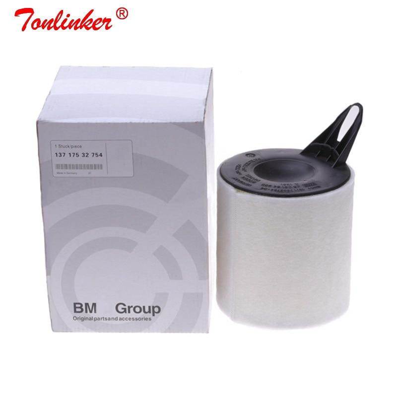 filtro de ar 13717532754 para bmw e81 e87 e82 e88 116i 118i 120i 2003 2013 e90