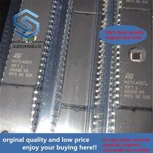Оригинальная оригинальная новая Оригинальная фотография, 1 шт., память EPROM M27C4001, 4 Мб (512K x 8)