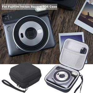Image 1 - Carrying Bag Storage Box Protective Case Shell Portable Travel Shockproof for Fujifilm Instax Square SQ6 Camera