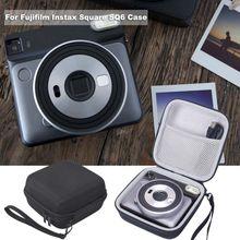 Fujifilm Instax Square SQ6 Camera ، حقيبة حمل ، حقيبة واقية ، حقيبة سفر ، محمولة ، مقاومة للصدمات