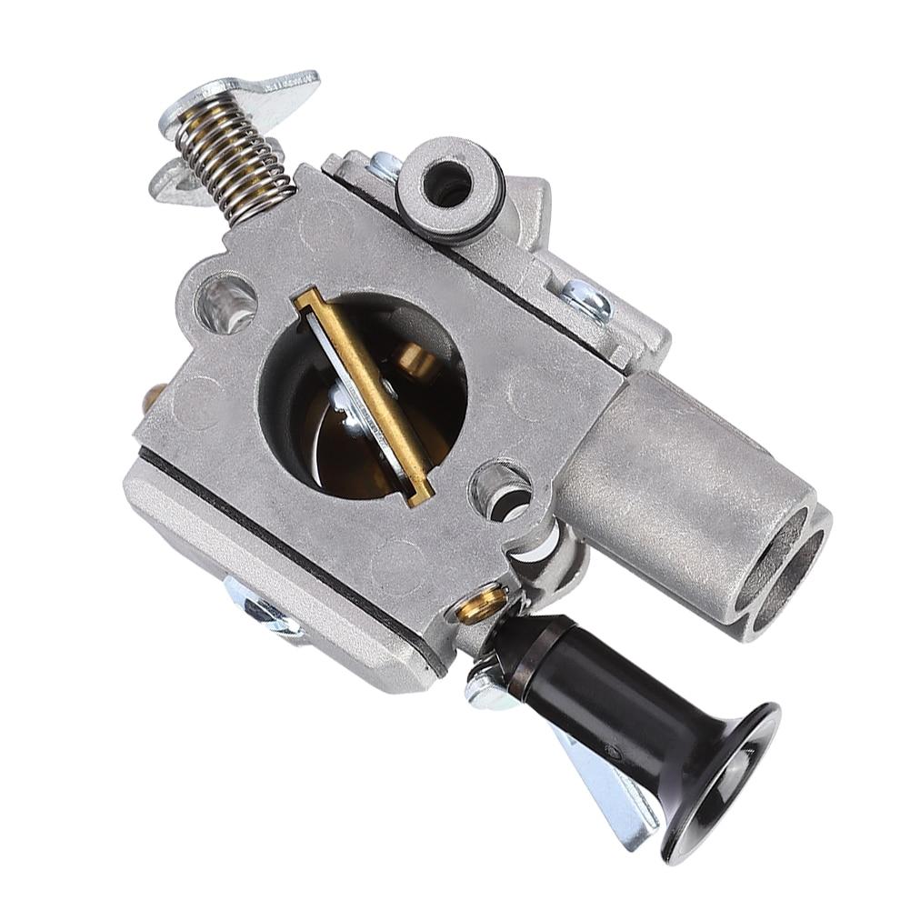 cortador de grama carburador conjunto kit substituição acessório para ms291