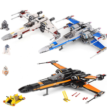 New Star Toys Wars X-wing Star Plan Fighter Set The Starwars 75218 79209 Building Blocks Bricks Kids Christmas Birthday Gifts 2017 hot new 1068pcs 05052 star series the at robot st building blocks bricks set toys 10174 educational gifts toys wars
