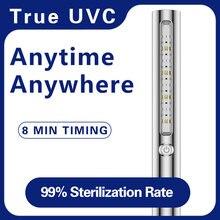 Uvc лампы дезинфекции палочка ультрафиолетовый стерилизатор