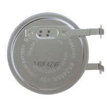 Bateria de lítio resistente de alta temperatura da bateria 3v do verificador da pressão dos pneus do carro original de 4 pces br2450a tpms para panasonic