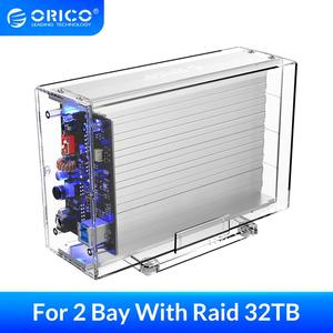 ORICO 2 Bay USB 3.0 to SATA Ex