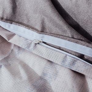 Image 5 - Yaxinlan Bộ Chăn Ga Gối Cotton Nguyên Chất Noctilucent 2 Màu Vật Có Hoa Mẫu Hình Hoa Giường Vỏ Chăn Gối 4 7 chiếc