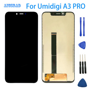 For UMIDIGI A3 Pro LCD Display+Touch Screen 100% Tested LCD Digitizer Glass Panel Replacement For UMIDIGI A3Pro
