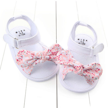 0-1 Years Old Baby Sandal Non-slip Summer Girl Toddler Shoes Baby Butterfly-knot Sandal Toddler Shoe Babys Girl Shoe Kid Casual crocs crocslights butterfly ps clog toddler little kid